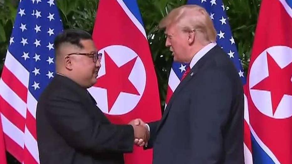 White House announces President Trump and North Korean leader Kim Jong Un will meet again in February