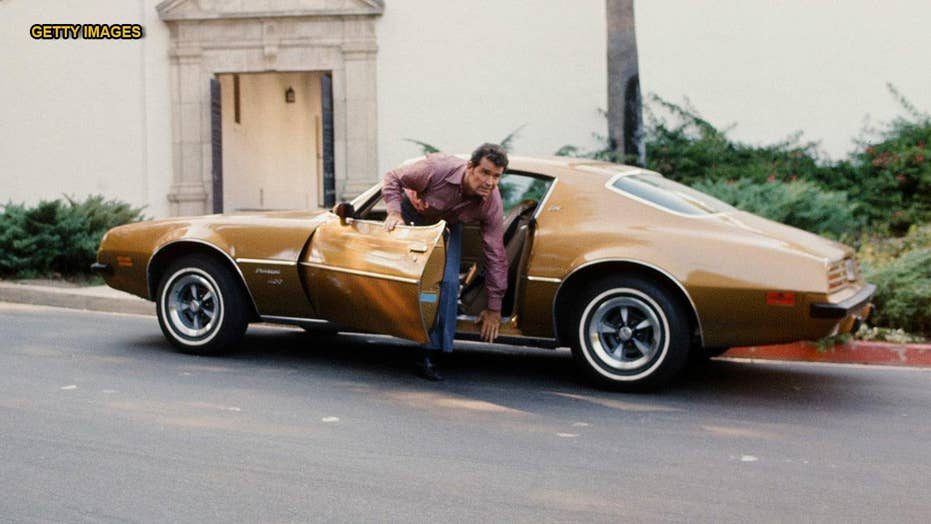 James Garner's 'Rockford Files' Pontiac Firebird is up for auction