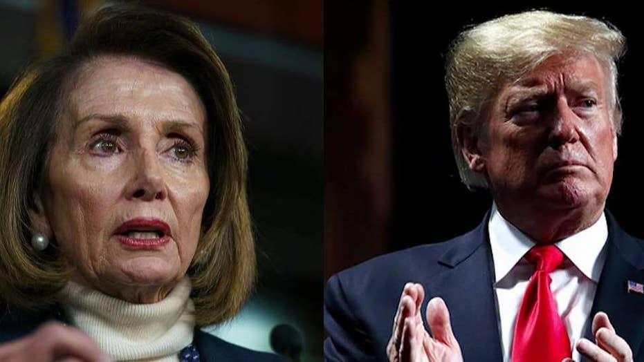 Tensions escalate between President Trump and Speaker Pelosi