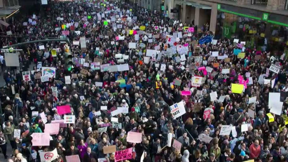 The Women's March faces an uncertain future after movement's leader refuses to condemn anti-Semitism