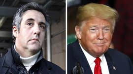 Trump rips Cohen for using 'Crooked Hillary' lawyer after testimony delay