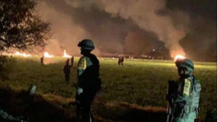 At least 66 dead, 85 missing in Mexico fuel pipe explosion