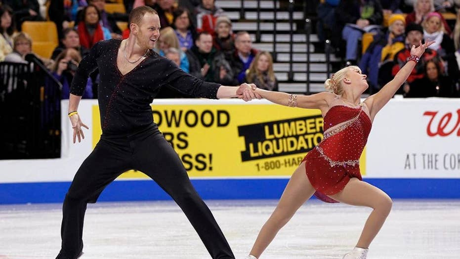 John Coughlin, two-time US pairs skating champion, dies by suicide