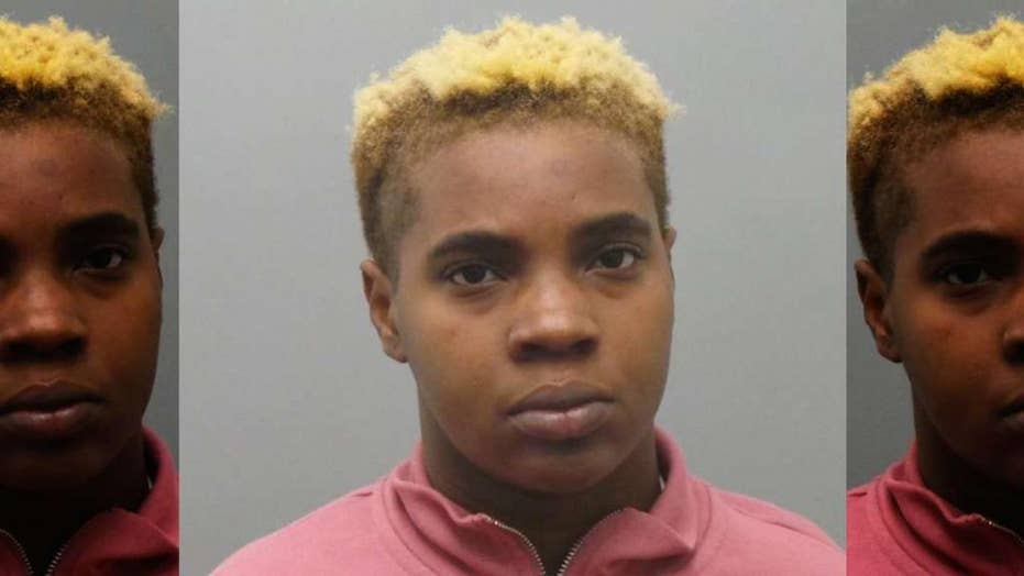 Missouri woman arrested after son falls out of her car