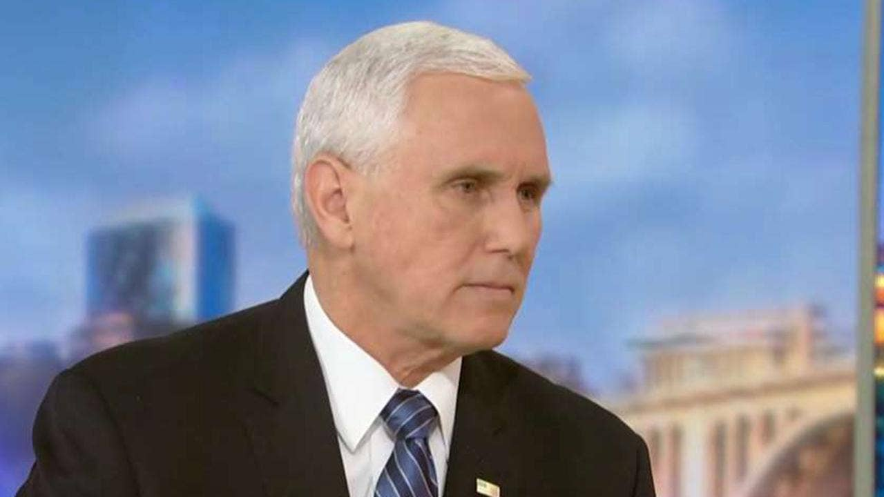 foxnews.com - Pence slams Buzzfeed 'obsession,' decries 'disappointing' Pelosi rejection of Trump border funding compromise