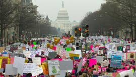 Women's March receives significantly more broadcast TV coverage than March for Life, study shows