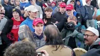 Kentucky student seen in viral confrontation with Native American speaks out