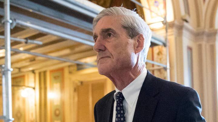 Why did Mueller's office choose to speak out about a news article with false information for the first time?