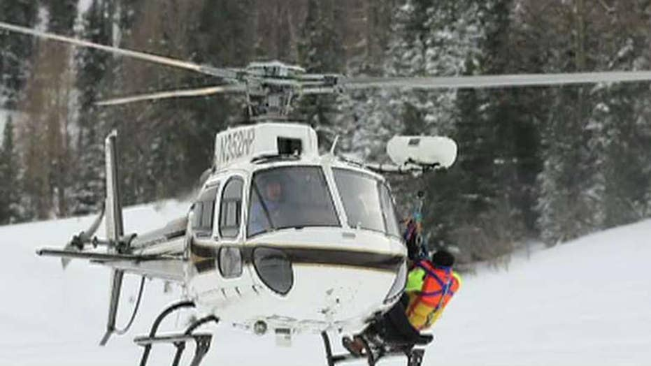 Search crews recover the body of skier killed by avalanche