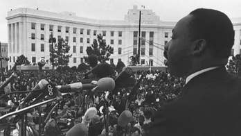 How can Americans continue to live out Dr. Martin Luther King Jr.'s legacy?