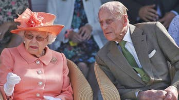 Prince Philip's last days: A blanket on his lap, the sun on his face, the Queen at his side