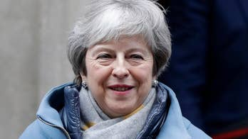 Prime Minister Theresa May offers up 'Plan B' for UK's divorce from the European Union