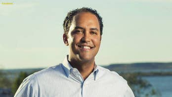 Rep. Will Hurd, R-Texas, reportedly called the border crisis a myth