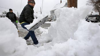 Midwest and Northeast dig out from winter snowmaker