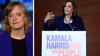 Palmer: Presidential hopeful Kamala Harris could face attacks from the left for her law and order experience