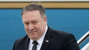 Secretary of State Mike Pompeo is being recruited to enter Kansas Senate race