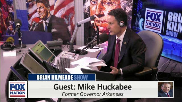Mike Huckabee: If Ann Coulter Thinnks SHe Can DO A Better Job ON Border Security She Should Run For Office