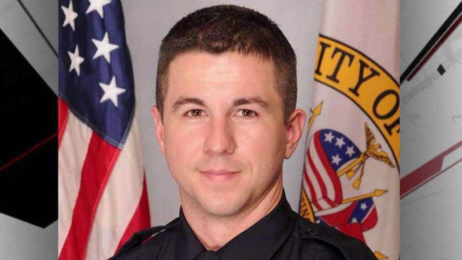 Alabama Officer Shot Killed In Line Of Duty Suspect In Custody