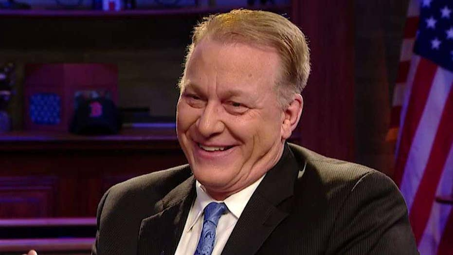 Curt Schilling on chances President Trump will be re-elected