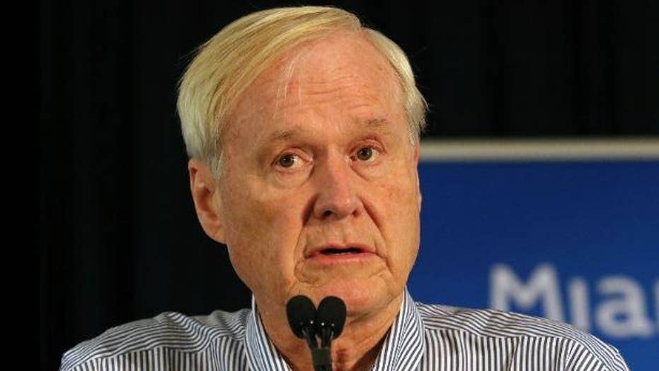MSNBC's Chris Matthews admits that President Trump made the Democrats 'look like fools'