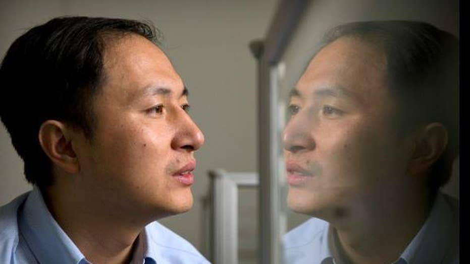 The Chinese doctor who claimed he helped make the world's first genetically edited babies has been fired from his job