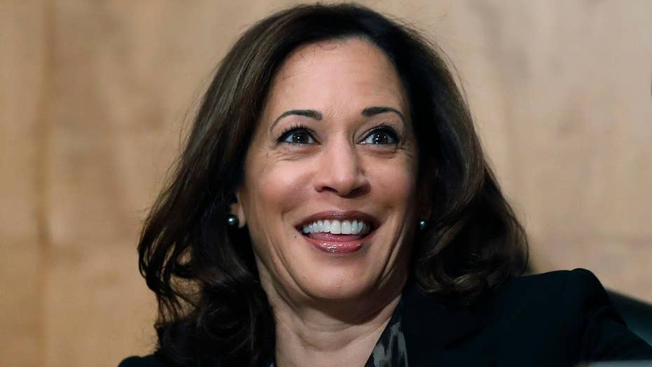 California Sen. Kamala Harris announces 2020 White House run