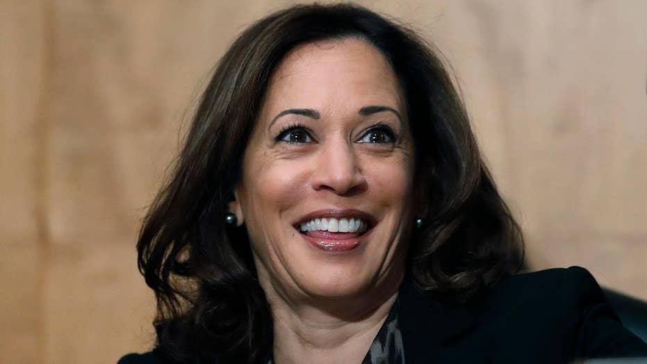 California Sen. Kamala Harris announces 2020 White House run