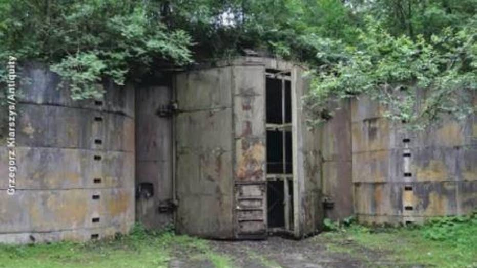 Experts uncover new details of Soviet Union bunkers that once housed nuclear warheads across Poland