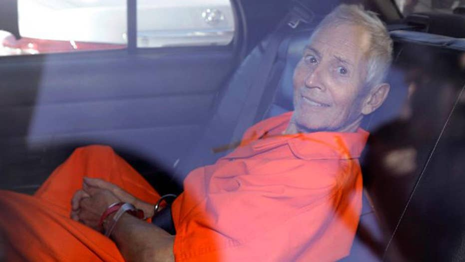 Former judge claims Robert Durst is a 'prime suspect' for cat beheading