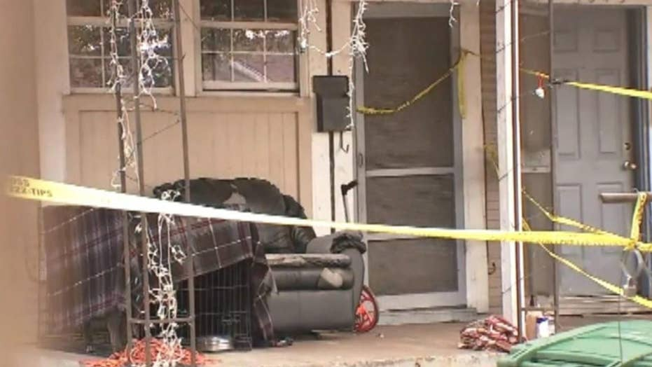 Texas homeowner shoots, kills 3 men and injures 2 during home invasion
