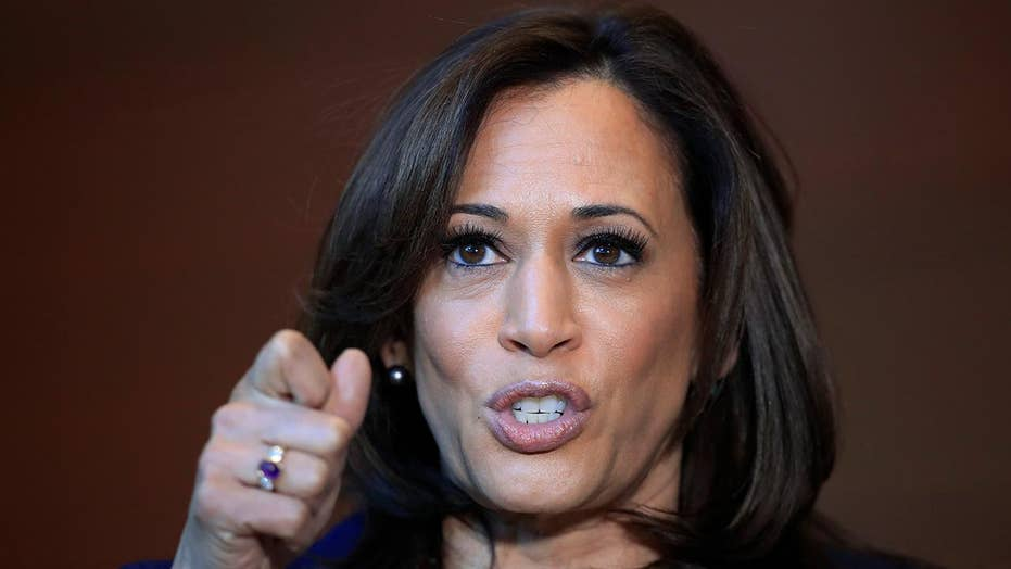 Kamala Harris joins growing 2020 presidential field