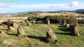 'Ancient' stone circle thought to be thousands of years old was built in the 1990s