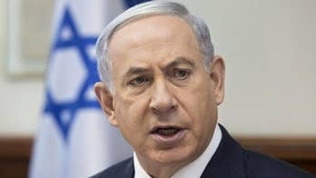 Israel announces strikes on Iranian targets in Syria