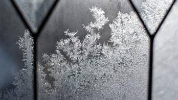 National forecast for Tuesday, January 22