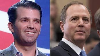 Trump Jr. accuses Rep. Schiff of leaking testimony on Trump Tower meeting with Russia