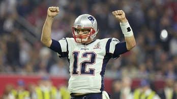 Quarterback Tom Brady was told he'd be a 'clipboard holder'