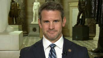 Rep. Kinzinger says reopening the government depends on whether Democrats just want to be the 'party of no'