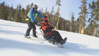 Non-profit group gives those living with paralysis a new lease on life via adaptive sports