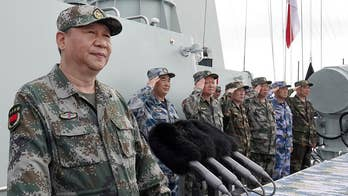 China's military strategy shift sparks new concerns