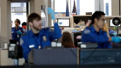 TSA: Airport screener call-outs have risen during the government shutdown