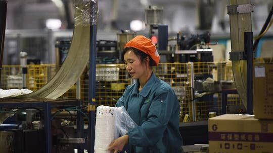 China accused of stealing business practices, trade secrets from US