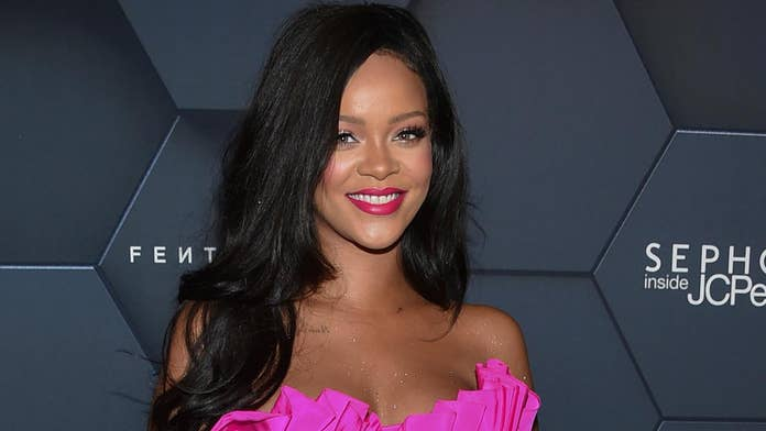 Rihanna to launch new fashion label 'Fenty' with LVMH