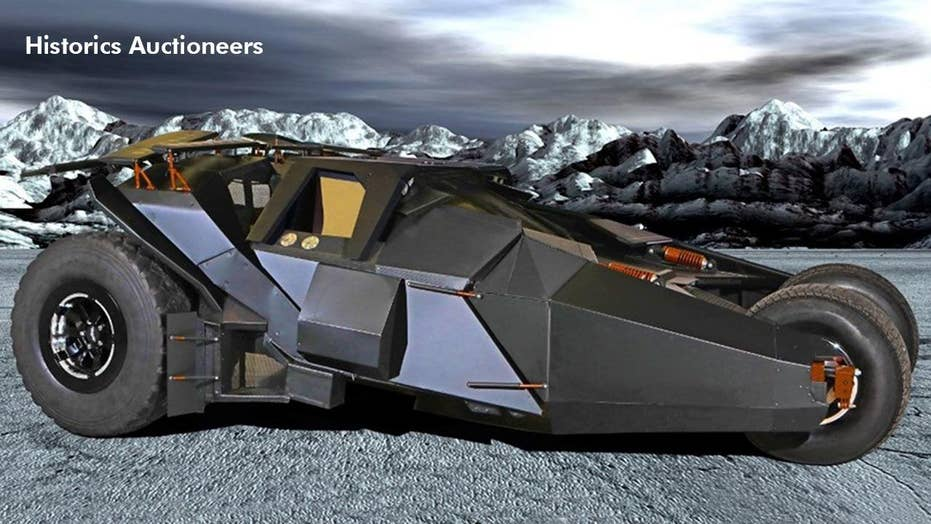 New Toyota vehicle inspired by Batman's Batmobile shocks auto-world