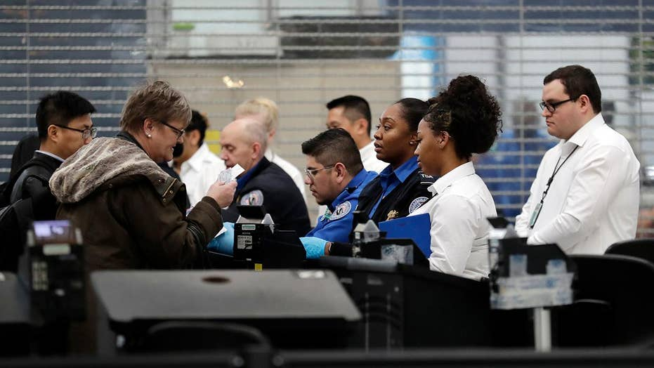 Some TSA workers facing difficult choice: Find a job that will pay them or report to a job that won't