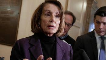 Democrat plan has no border wall money