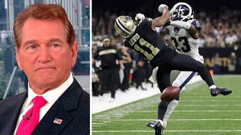 Joe Theismann suggests adding special NFL coach's challenge after 'terrible' Rams-Saints missed call