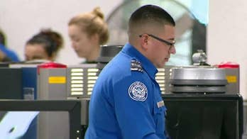 TSA says security wait times at country's largest 40 airports are under 30 minutes