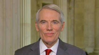 Portman says Pelosi is escalating partisanship by uninviting Trump to give his State of the Union address