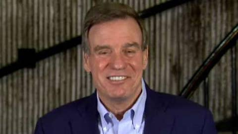 Dem Sen. Warner: Furloughed workers aren't concerned with Trump's SOTU address