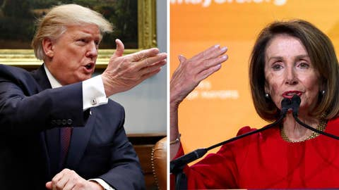 Feud between Trump and Pelosi escalates over SOTU